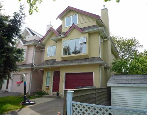 Main Photo: 4433 JOHN Street in Vancouver: Main House for sale (Vancouver East)  : MLS®# V768360
