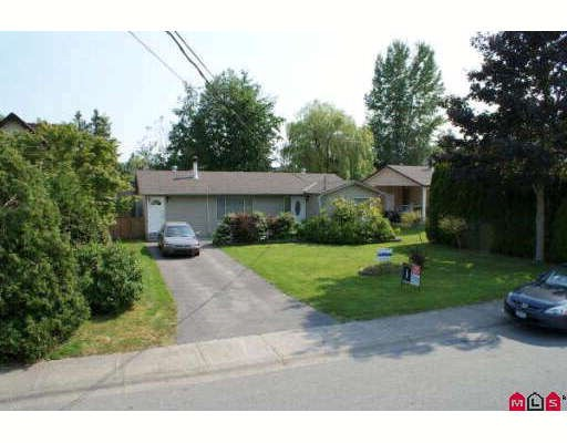 Main Photo: 27036 28TH Avenue in Langley: Aldergrove Langley House for sale : MLS® # F2912367