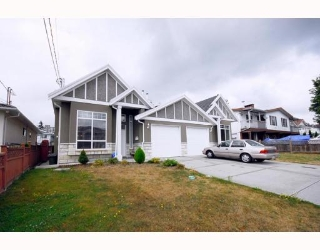 Main Photo: 7537 17TH Avenue in Burnaby: Edmonds BE House 1/2 Duplex for sale (Burnaby East)  : MLS® # V781628