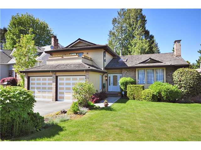 Main Photo: 503 CONNAUGHT Drive in Tsawwassen: Pebble Hill House for sale : MLS® # V830261