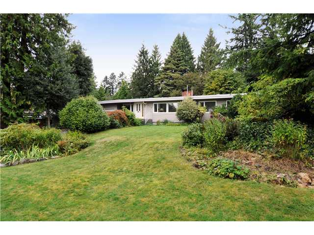 Main Photo: 578 W KINGS Road in North Vancouver: Upper Lonsdale House for sale : MLS(r) # V851575