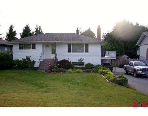Main Photo: 8799 RUSSELL Drive in Delta: Nordel House for sale (N. Delta)  : MLS® # F2820755
