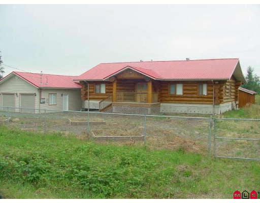 "Main Photo: 3755 STEWART Road: Yarrow House for sale in ""YARROW"" : MLS® # H2804020"