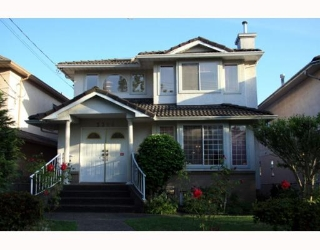 Main Photo: 5308 NEVILLE Street in Burnaby: South Slope House for sale (Burnaby South)  : MLS(r) # V776590