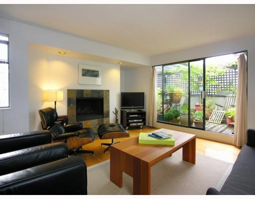 Main Photo: 9 1934 BARCLAY Street in Vancouver: West End VW Townhouse for sale (Vancouver West)  : MLS(r) # V784079
