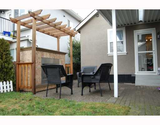 Photo 9: 452 E 38TH Avenue in Vancouver: Fraser VE House for sale (Vancouver East)  : MLS® # V802242