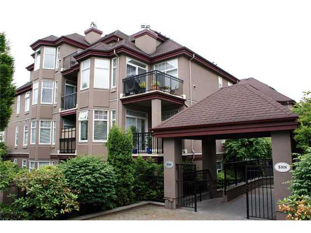 "Main Photo: 203 580 12TH Street in New Westminster: Uptown NW Condo for sale in ""THE REGENCY"" : MLS® # V865161"