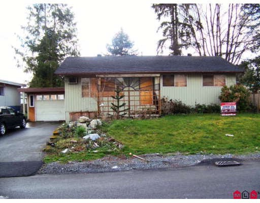 Main Photo: 33556 RAINBOW Avenue in Abbotsford: Central Abbotsford House for sale : MLS® # F2821308
