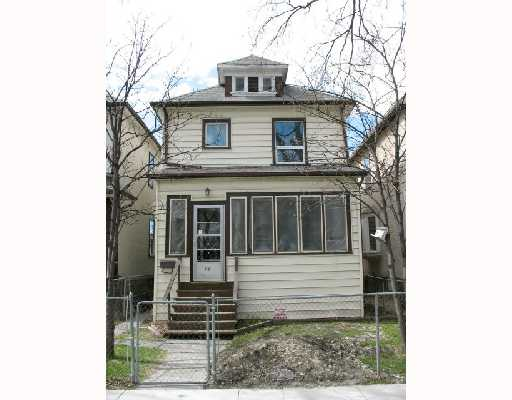 Main Photo:  in WINNIPEG: North End Residential for sale (North West Winnipeg)  : MLS® # 2811890
