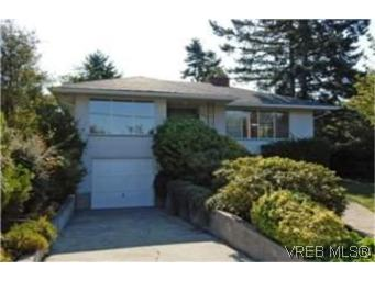 Main Photo: 2885 Inlet Avenue in VICTORIA: SW Gorge Single Family Detached for sale (Saanich West)  : MLS® # 267976