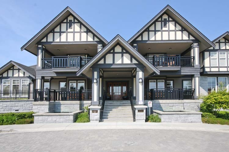 "Main Photo: 115 15175 62A Avenue in Surrey: Sullivan Station Townhouse for sale in ""BROOKLANDS"" : MLS® # F1007092"