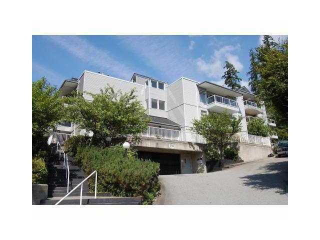 "Main Photo: 306 2733 ATLIN Place in Coquitlam: Coquitlam East Condo for sale in ""ATLIN COURT"" : MLS® # V832273"