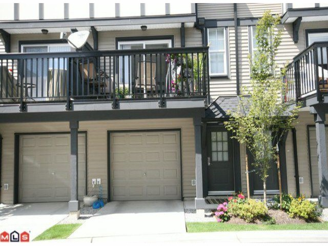 "Main Photo: 40 8385 DELSOM Way in Delta: Nordel Townhouse for sale in ""RADIANCE AT SUNSTONE"" (N. Delta)  : MLS(r) # F1021453"