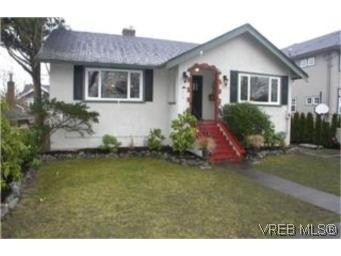 Main Photo: 1632 Ross Street in VICTORIA: Vi Fairfield East Single Family Detached for sale (Victoria)  : MLS® # 240884