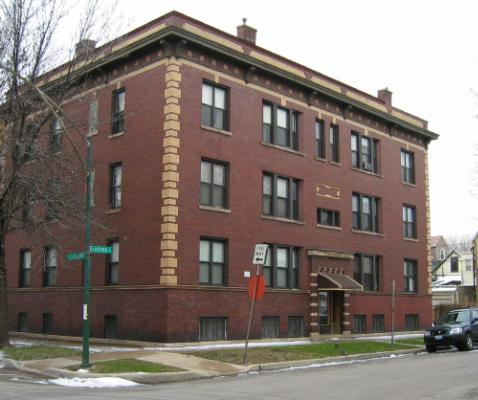 Main Photo: 4036 HOYNE Street Unit 1S in CHICAGO: North Center Rentals for rent ()  : MLS® # 07391336