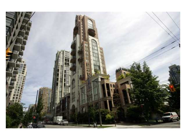 "Main Photo: 1001 1280 RICHARDS Street in Vancouver: Downtown VW Condo for sale in ""GRACE RESIDENCE"" (Vancouver West)  : MLS(r) # V833625"
