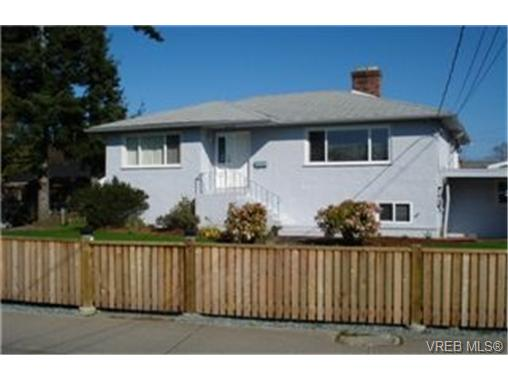 Main Photo: 4009 Carey Road in VICTORIA: SW Glanford Single Family Detached for sale (Saanich West)  : MLS® # 242219