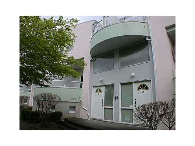 Main Photo: #7-7380 MINORU BV in RICHMOND: Condo for sale : MLS® # v829549