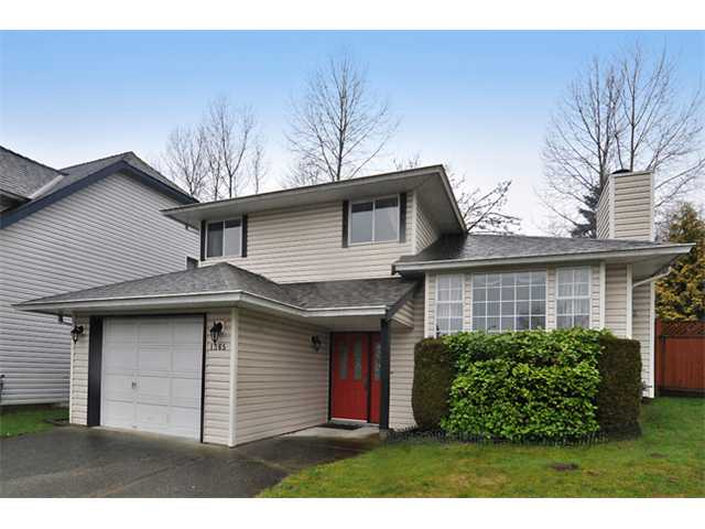 Main Photo: 1365 YARMOUTH Street in Port Coquitlam: Citadel PQ House for sale : MLS® # V862505