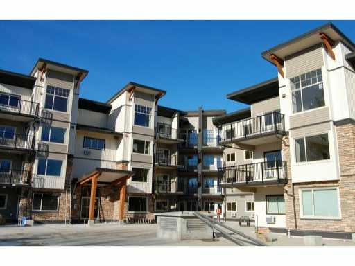"Main Photo: 407 11935 BURNETT Street in Maple Ridge: East Central Condo for sale in ""KENSINGTON PARK"" : MLS® # V866366"