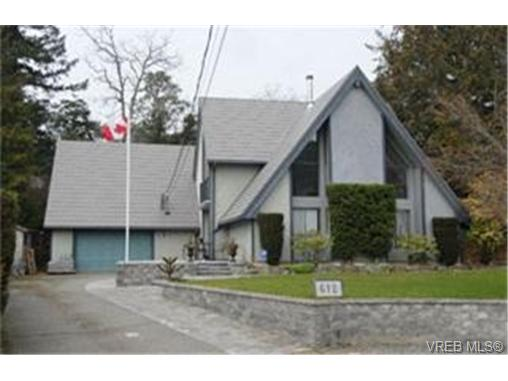 Main Photo: 612 Sandra Place in VICTORIA: La Mill Hill Single Family Detached for sale (Langford)  : MLS®# 241791