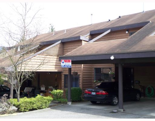 "Main Photo: 240 CAMBRIDGE Way in Port_Moody: College Park PM Townhouse for sale in ""EASTHILL"" (Port Moody)  : MLS® # V755589"