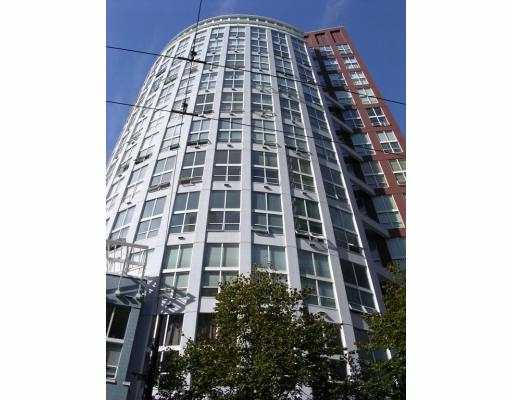 "Main Photo: 707 933 SEYMOUR Street in Vancouver: Downtown VW Condo for sale in ""THE SPOT"" (Vancouver West)  : MLS®# V789758"