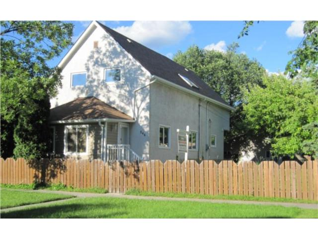 FEATURED LISTING: 546 LANGEVIN Street WINNIPEG