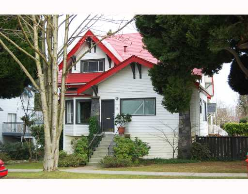 "Main Photo: 3480 YUKON Street in Vancouver: Cambie House for sale in ""CAMBIE"" (Vancouver West)  : MLS® # V753810"