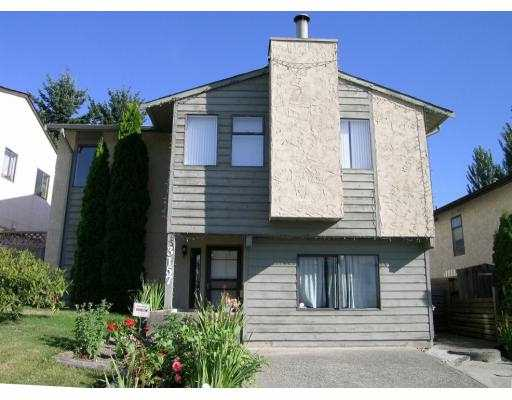 "Main Photo: 3157 SECHELT DR in Coquitlam: New Horizons House for sale in ""NEW HORIZONS"" : MLS®# V555350"