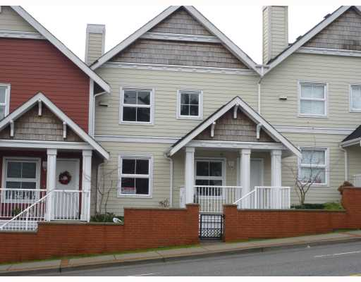 "Main Photo: 8 168 6TH Street in New Westminster: Uptown NW Townhouse for sale in ""ROYAL CITY TERRACE"" : MLS(r) # V802656"