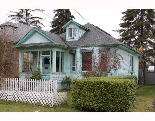 Main Photo: 2235 HAWTHORNE Avenue in Port Coquitlam: Central Pt Coquitlam House for sale : MLS® # V807425