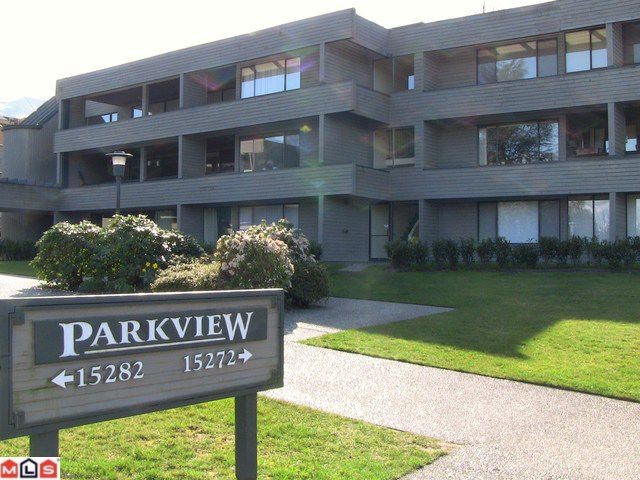 "Photo 2: 201 15272 19TH Avenue in Surrey: King George Corridor Condo for sale in ""BAKERVIEW PARK"" (South Surrey White Rock)  : MLS(r) # F1007989"