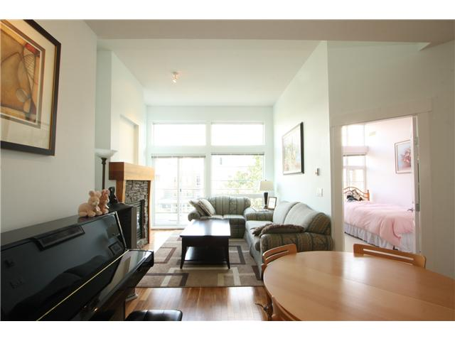 "Photo 4: 409 6328 LARKIN Drive in Vancouver: University VW Condo for sale in ""JOURNEY"" (Vancouver West)  : MLS® # V849499"
