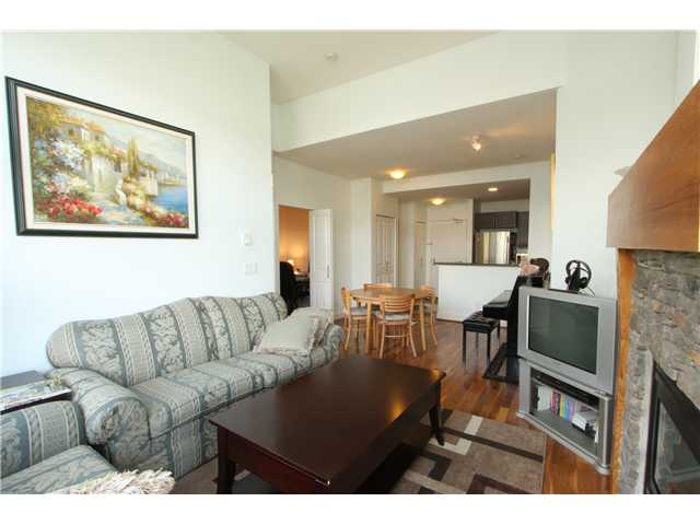 "Photo 5: 409 6328 LARKIN Drive in Vancouver: University VW Condo for sale in ""JOURNEY"" (Vancouver West)  : MLS® # V849499"