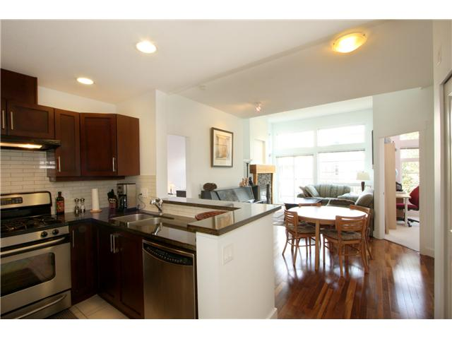 "Photo 3: 409 6328 LARKIN Drive in Vancouver: University VW Condo for sale in ""JOURNEY"" (Vancouver West)  : MLS® # V849499"