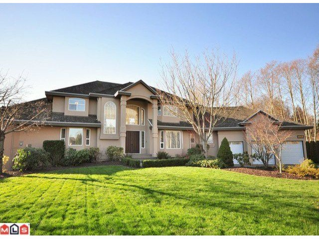 "Main Photo: 1905 169TH Street in Surrey: Pacific Douglas House for sale in ""HAZELMERE ESTATES"" (South Surrey White Rock)  : MLS® # F1005318"