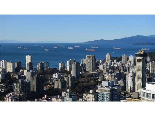 "Main Photo: 4701 1128 W GEORGIA Street in Vancouver: West End VW Condo for sale in ""SHANGRI LA PRIVATE ESTATES"" (Vancouver West)  : MLS® # V824240"