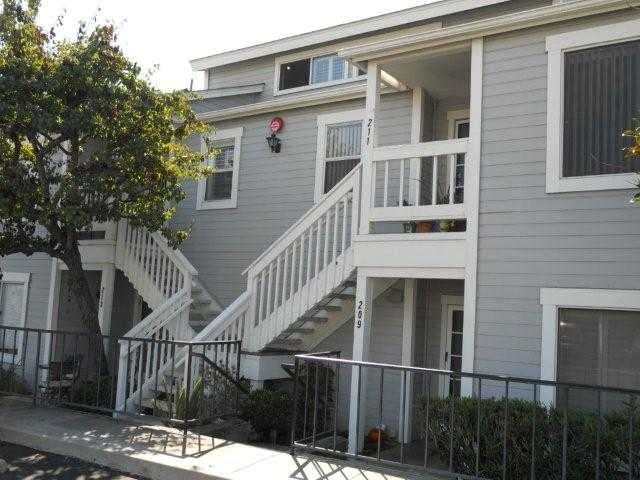 Main Photo: ENCINITAS Condo for sale : 2 bedrooms : 209 Mangano