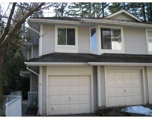 Main Photo: 24 103 PARKSIDE Drive in Port_Moody: Heritage Mountain Townhouse for sale (Port Moody)  : MLS(r) # V754000