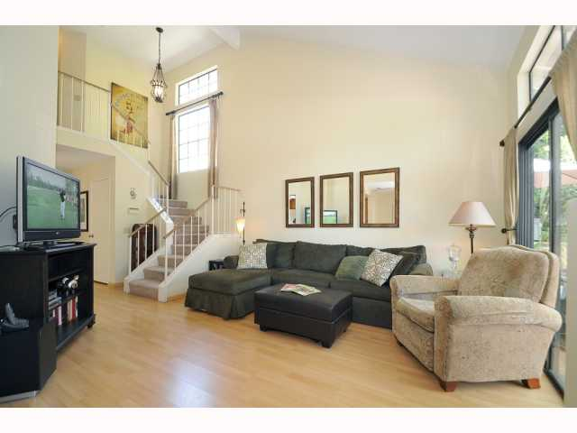 Photo 4: CARMEL VALLEY Townhome for sale : 2 bedrooms : 12561 Caminito Mira Del Mar in San Diego