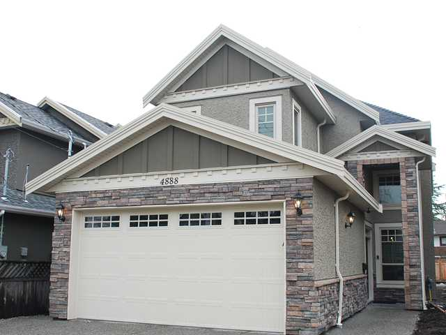 "Main Photo: 4886 GARRY Street in Richmond: Steveston South House for sale in ""STEVESTON"" : MLS® # V858357"
