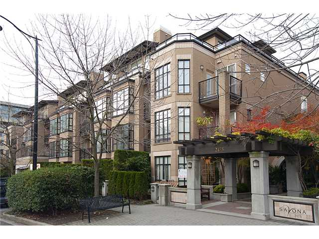 "Main Photo: 251 2175 SALAL Drive in Vancouver: Kitsilano Condo for sale in ""SAVONA"" (Vancouver West)  : MLS(r) # V858559"