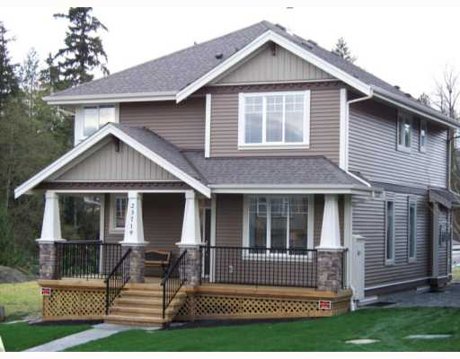"Main Photo: 23751 KANAKA Way in Maple_Ridge: Cottonwood MR House for sale in ""FALCON HILL"" (Maple Ridge)  : MLS®# V760151"