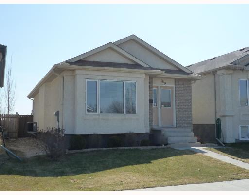 Main Photo: 180 REDONDA Street in WINNIPEG: Transcona Residential for sale (North East Winnipeg)  : MLS(r) # 2907150