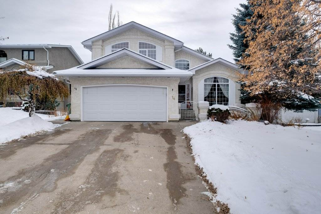 FEATURED LISTING: 14 HARWOOD Drive St. Albert