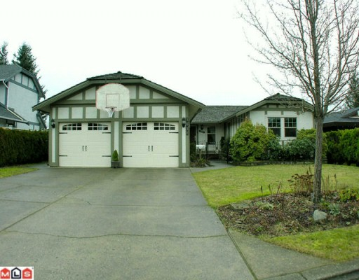 Main Photo: 3658 ARGYLL Street in Abbotsford: Central Abbotsford House for sale : MLS®# F1003909