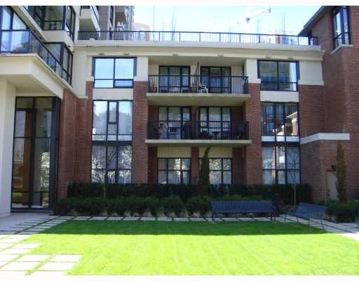"Main Photo: 309 928 HOMER Street in Vancouver: Downtown VW Condo for sale in ""Yaletown Park I"" (Vancouver West)  : MLS®# V761392"