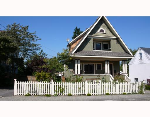 Main Photo: 301 PRINCESS Street in New_Westminster: GlenBrooke North House for sale (New Westminster)  : MLS®# V761517