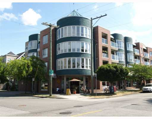 "Main Photo: 303 789 W 16TH Avenue in Vancouver: Fairview VW Condo for sale in ""SIXTEEN WILLOWS"" (Vancouver West)  : MLS® # V774177"